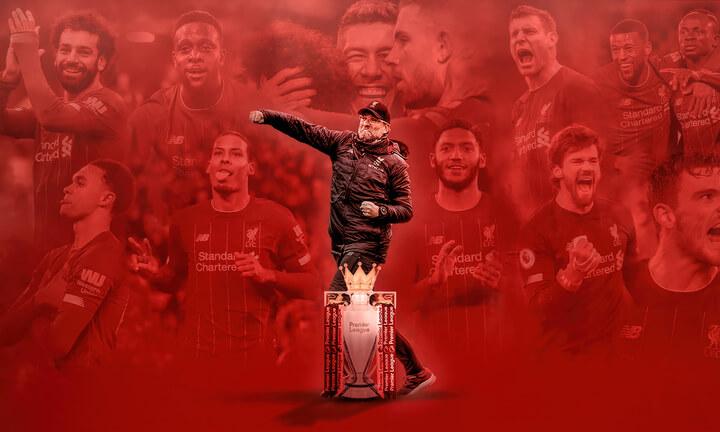 Спомняте ли си какъв беше коефициентът Ливърпул да спечели титлата във Висшата Лига преди първия мач от сезон 2019/2020?