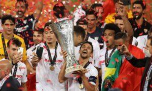 Севиля го направи отново - четвърти триумф на андалусийците в последните седем години