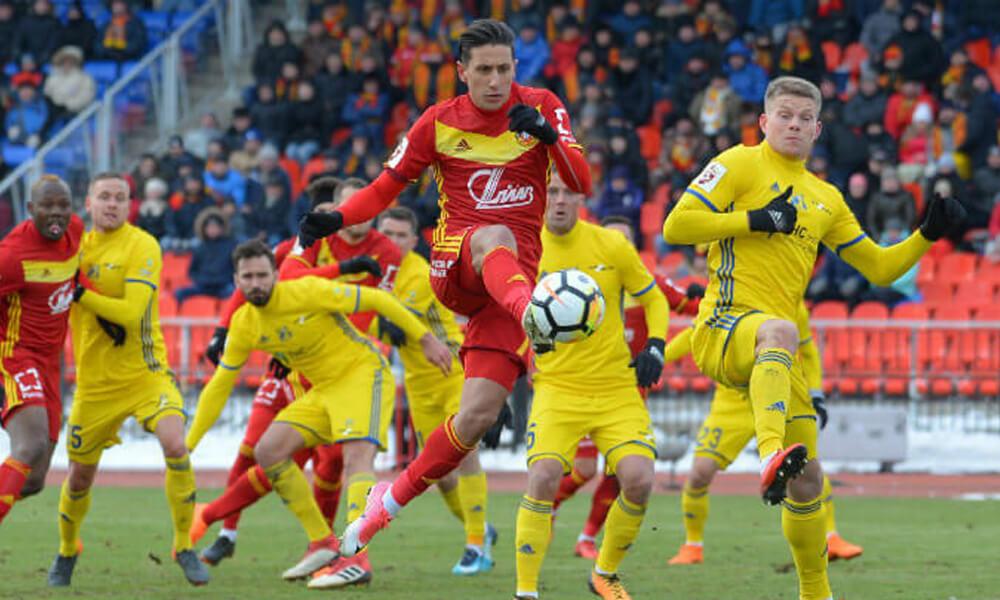 Възможно ли е Арсенал Тула да спечели с 2 гола разлика срещу аутсайдера Химки?
