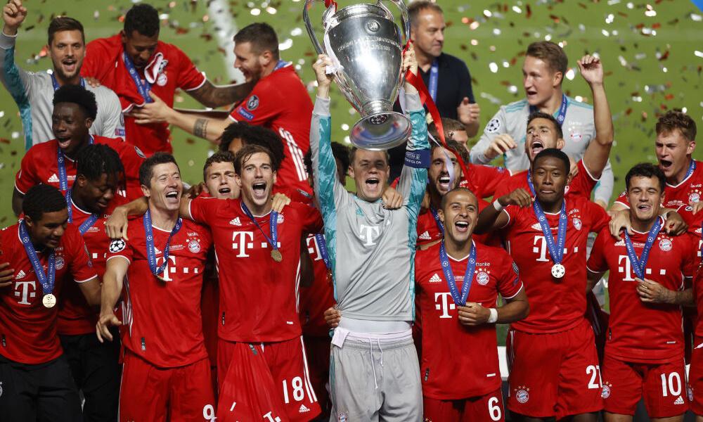 Байерн Мюнхен показа немско хладнокръвие във финала и вдигна ушатата за 6 път в историята си! Очакванията за голеада не се оправдаха!