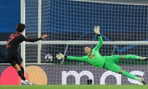 Лайпциг детронира Атлетико Мадрид за 3.60 коефициент, Жоао Феликс вкара дузпа със ставка от 9.00