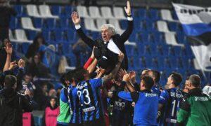 Гасперини: Италия подкрепя Аталанта