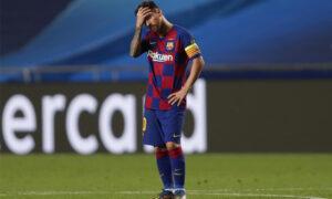 АПОКАЛИПСИС за Барселона и тъжна вечер за букмейкърите, които бяха ограбени от баварците!