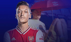 Има ли бъдеще Йозил в Арсенал?